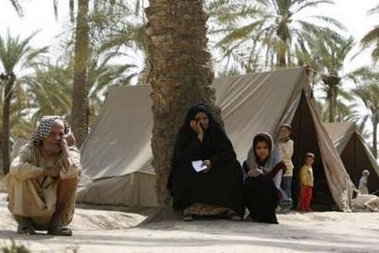 Baghdad camp displaced_people
