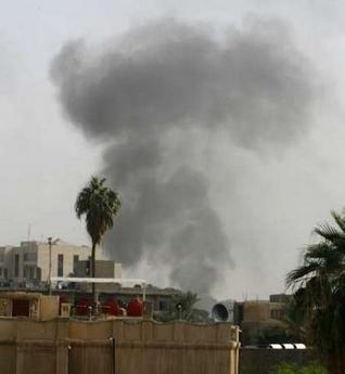 Smoke_rises_baghdad